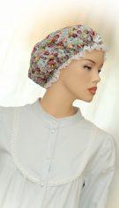 כובע שינה  יפהפה ונוח בהשראת המתיישבים הראשונים